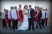 Reservoir Dogs Pose with full Wedding Party